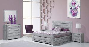 quaro cama flor carval