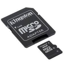 KINDSD4/4GB+1ADP SD CLASS4