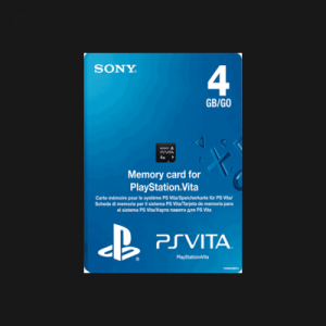 SONY MEMORY CARD PS VITA 4GB