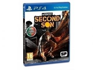 INFAMOUS SECOND SON PS4 GAME 927987