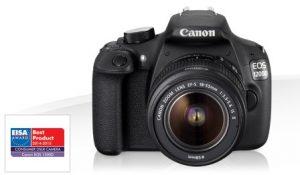 CANON EOS 1200D 18-55DC 75-300D