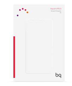 AQUARIS M5.5 SCREEN PROTECTOR