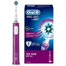 ORAL B D16513 PRO600 PURPLE