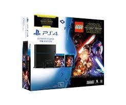 PS4 LEGO STAR WARS 9821359