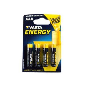 VARTA P ALCANINAS ENERGY LR03AAA 4U