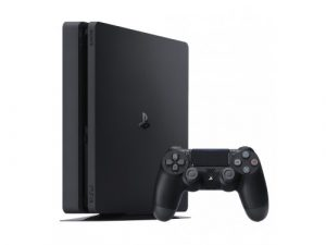 PS4 1TB CHASSIS BLACK SLIM