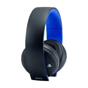 PS4 WIRELESS STEREO O2