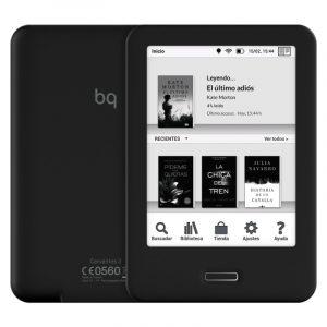 BQ E-READER CERVANTES 3 8GB BB