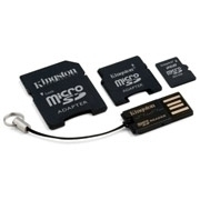 KINMBLY4G2/8GB SD KINGSTON KIT MOB