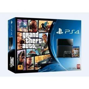 PS4 GTAV 500GB