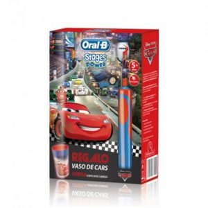 ORALB PCK VITALITY STAGES CARS ELEC
