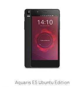 BQ SMARTPHONE AQ E5 HD UBUNTU BB 16