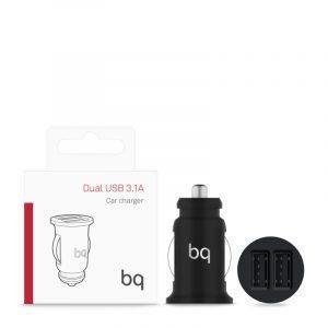 BQ CARGADOR USB DUAL 3.1A