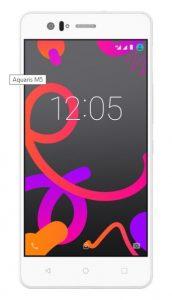 BQ SMARTPHONE AQ M5 FHD 4G 16+3GB W
