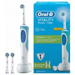 ORAL B VITALITY PLUS CROSS ACTION