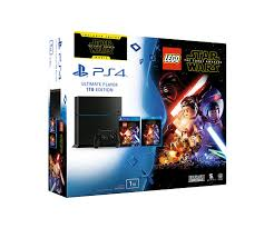 PS4 LEGO STAR WARS 9821359