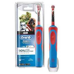 ORAL B ESC ELEC.STAGES STAR WARS