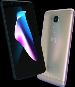 BQ SMARTPHONE AQ V 16+2 NEGR C0287