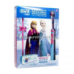 ORALB PACK STAGES FROZEN + ESTOJO