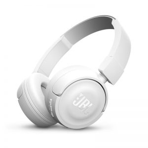 JBL HEADPHONES DOBR.C/MICRO T450 WH