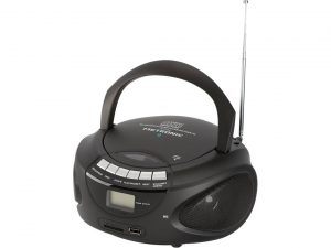 METRONIC 477124 RADIO CD MP3 BLUET