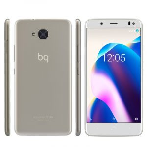 BQ SMARTPHONE AQ X2 32+3 WHI/S GOLD