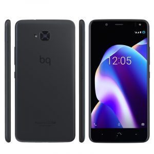BQ SMARTPHONE AQ U2 LITE 16+2 BLACK