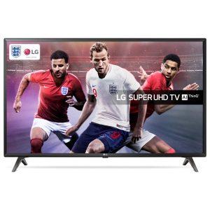 LG43UK6300PLB LED TV 43 UHD 4K SMAR