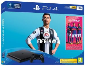 9744313 FIFA 19 PS PLUS VCH/PS PS4
