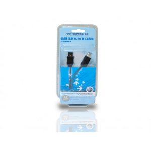CONCEPTRONIC CABO USB 3.0 A/B 1.8M