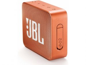 JBLGO2ORG JBL SPEAKER GO2 ORANGE