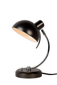 CAMPO Desk Lamp E14 D16 H34.5cm Iron grey